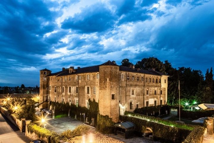 Capodanno Castello dei Solaro Medievale Foto